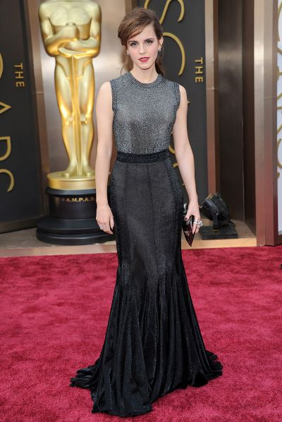 Emma Watson best dress From The Oscars 2014