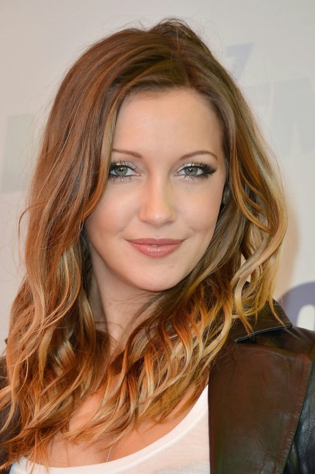 Katie Cassidy How to Get the Perfect Brow