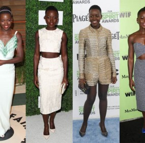 Get the Celeb Look America's Sweethear Oscar Winner Lupita Nyong'o