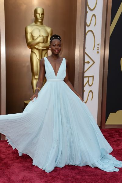 Lupita Nyong'o best dress From The Oscars 2014