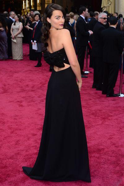 Margot Robbie best dress From The Oscars 2014