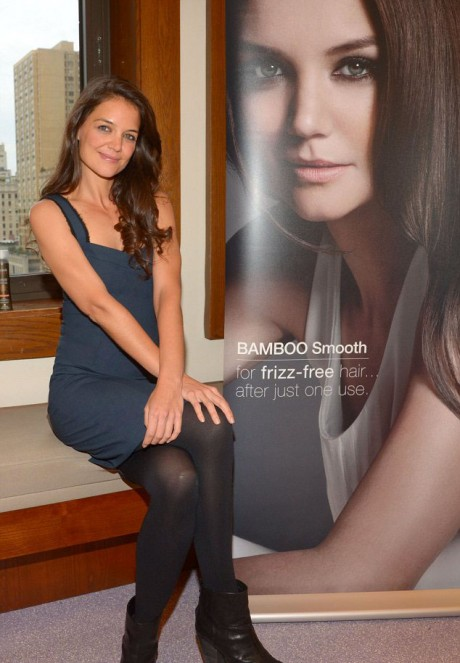 Katie Holmes Finished Brand Partnership with Designer