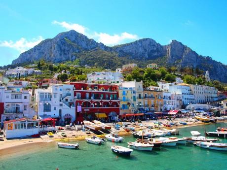 Capri Pics