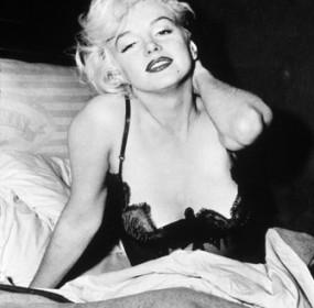 People Keep Comparing Kim Kardashian To Marilyn Monroe