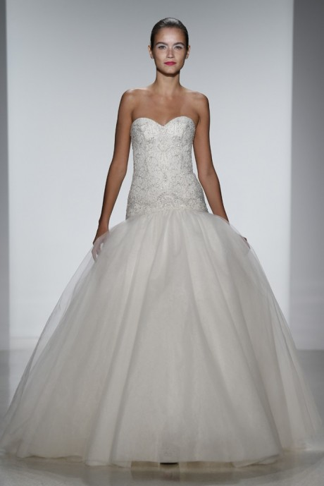 20 Best Spring 2015 Bridal Gowns at Stylish Aisle