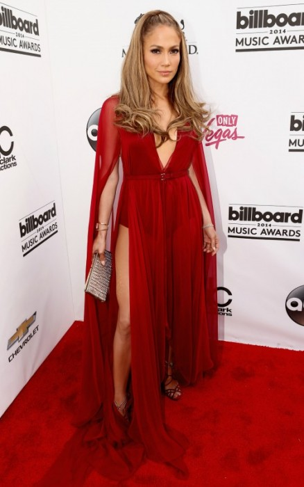 Jennifer Lopez red carpet Pictures