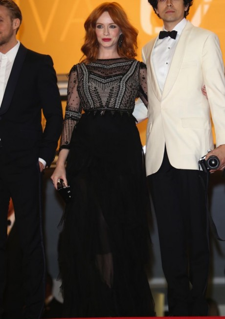 Christina Hendricks Hot Wallpapers from Cannes Film Festival