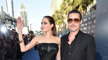 Angelina Jolle & Brad Pitt Pics