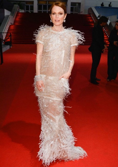 Julianne Moore Pictures Cannes Film Festival 2014