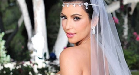 Kim Kardashian and Kanye West Got Wedded