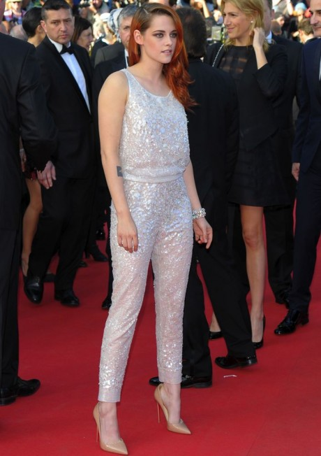 Kristen Stewar beautiful look from Cannes