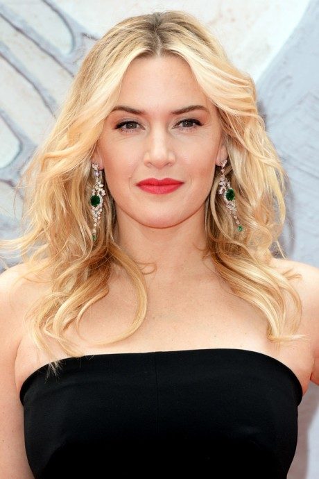 Kate Winslet Holds The Secret To Knockout Mascara