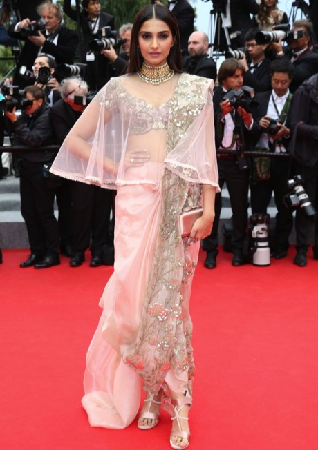 Sonam Kapoor Hot Pictures 67th Annual Cannes Film Festival 2014