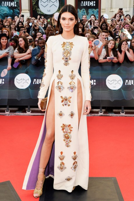 Kendall Jenner Makes A Case For The Loincloth Dress