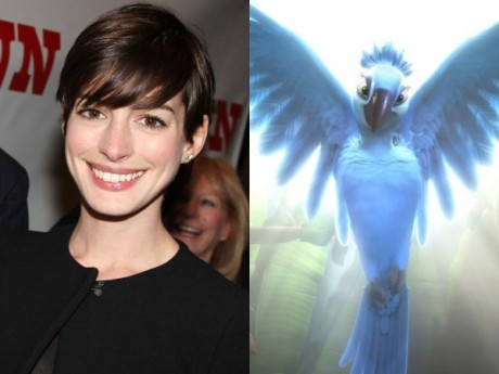 Anne Hathaway as Jewel