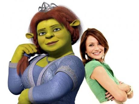Cameron Diaz as Princess Fiona