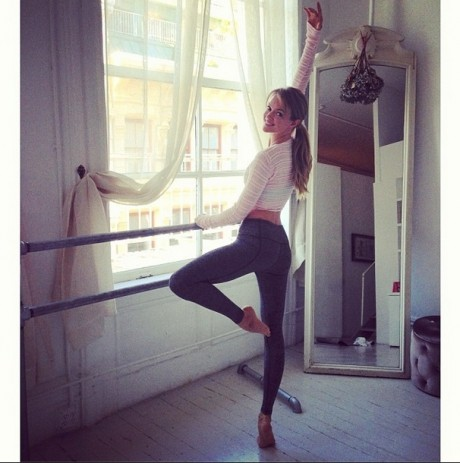 Fitness Tips How to Get the Body of a Victoria's Secret Angel