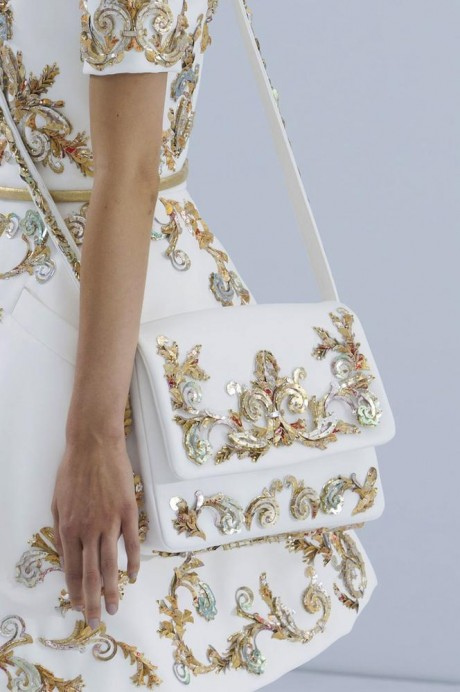Most Show-Stopping Accessories of Haute Couture Fall 2014