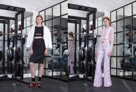 Cynthia Rowley Reveals Latest Resort 2015