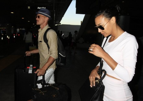 Newlywed Naya Rivera Displayed Her Ring