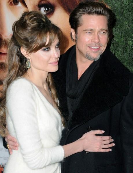 Angelina Jolie and Brad Pitt now a Husband & Wife