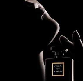 Karlie Kloss unveiled as the new face of Chanel Coco Noir