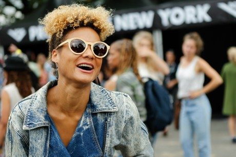 Beauty Street Style Like You've Never Seen It Before