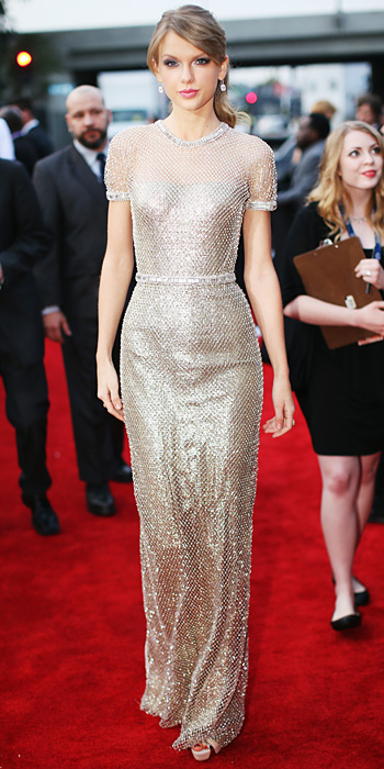 Taylor Swift most well dresses Personality of 2014