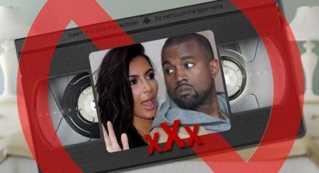Sex Tape of Kanye West & Kim Kardashian Not Exist