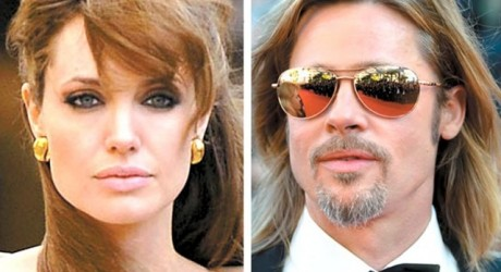 Angelina Jolie & Brad Pitt honeymoon Pictures
