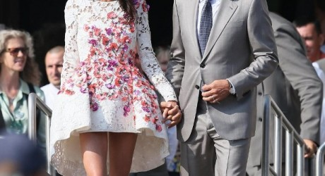 George Clooney & Amal Alamuddin Wedding Pictures