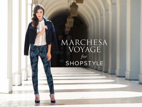 Marchesa Voyage Finally Did ShopStyle Here