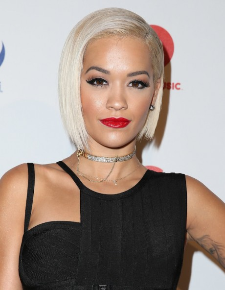 Rita Ora Has Polished Monochromatic Look