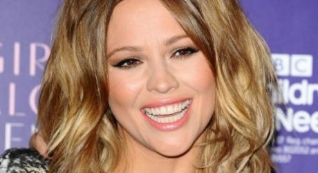 Kimberley Walsh Delivered First Baby