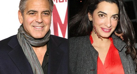 Reveal Wedding Details George and Amal Sharing Excitement