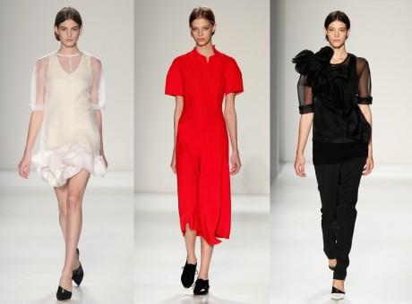 NYFW 2014 Spring Dresses Pics
