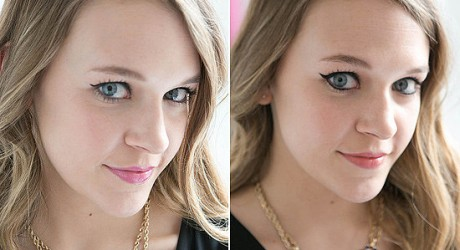 1 Cat Eye, 2 Ways: Lauren Conrad and Modern Cleopatra