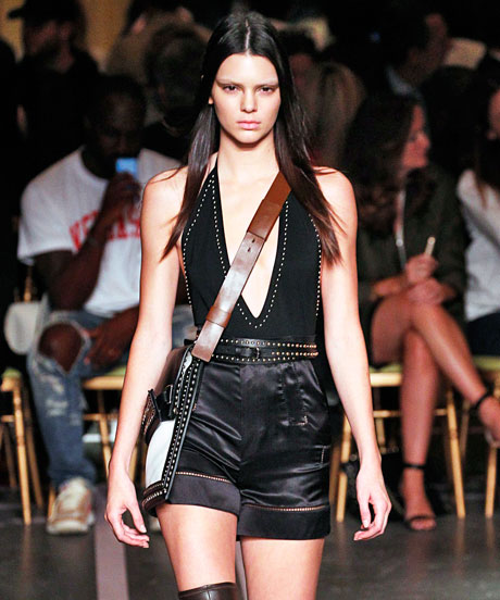 Every Show Kendall Jenner's Walked In So Far