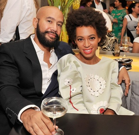 Solange Knowles Marries with Alan Ferguson New Orleans