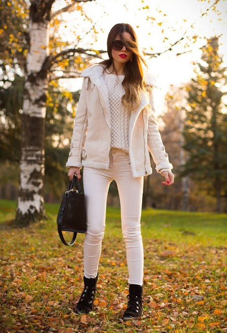 Charming in Cream