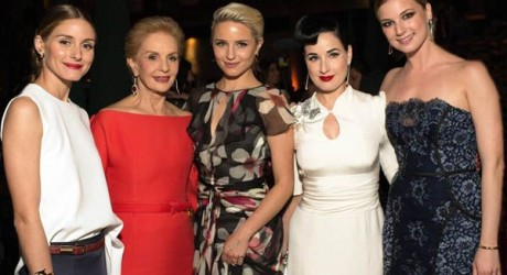 Carolina Herrera Celebrates Mexico City Gala
