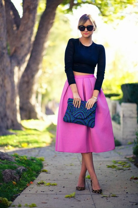 Perfect in Hot Pink