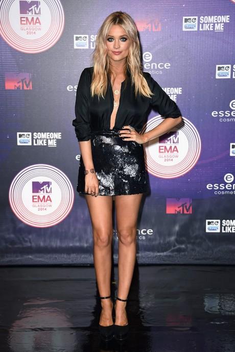 MTV EMA Red Carpet 2014 Pictures