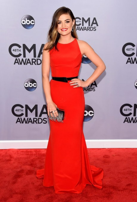 CMA Awards 2014 Red Carpet Moments