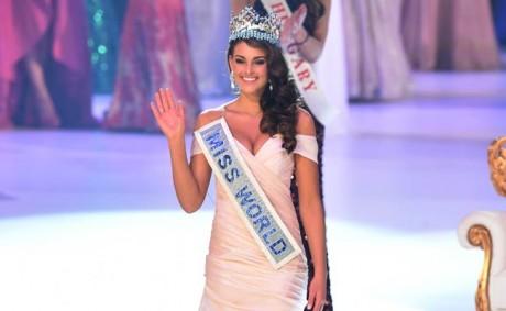 Miss World Rolene Strauss picture