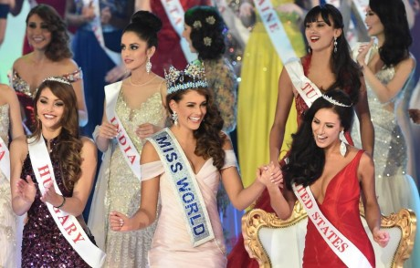 Rolene Strauss Miss World 2014 Pics