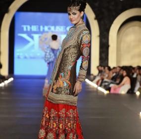 Telenor Bridal Couture Week 2014
