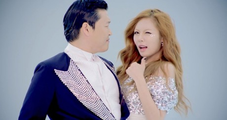 Psy's 'Gangnam Style' Pictures