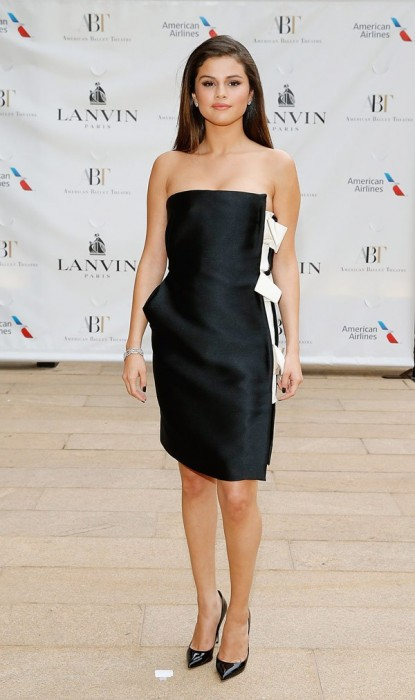 selena gomez best dress of the week