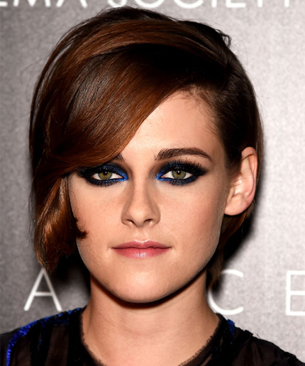 Kristen Stewart Rock n Roll Smokey Eye